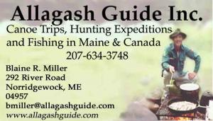 Allagash Guide Inc: Image 1
