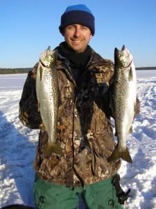 Maine Guides: Landlocked Salmon